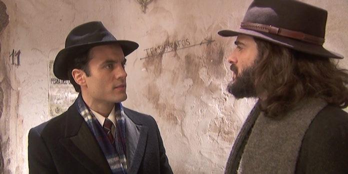 Isaac e Alvaro Il Segreto